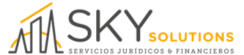 Sky Solutions Sticky Logo